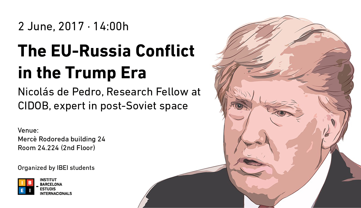 The EU-Russia Conflict in the Trump Era