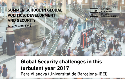 Global Security challenges