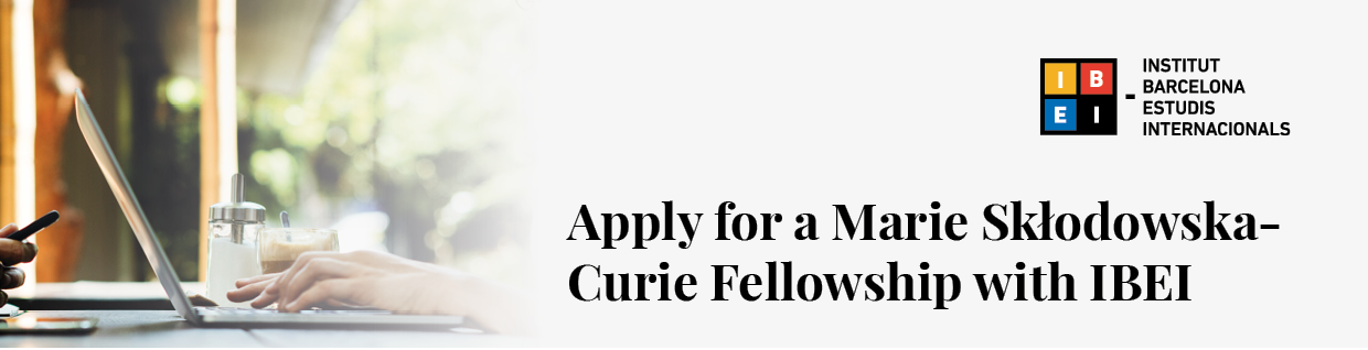 Apply for a Marie Sklodowka Curie Fellowship with IBEI2