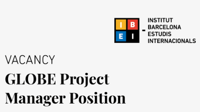 Job Advertisement: GLOBE Project Manager Position_miniatura noticia