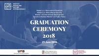 IBEI Graduation Ceremony 2018