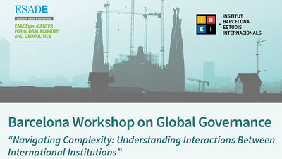 Barcelona Workshop on Global Governance 2020
