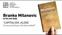 "Branko Milanovic on his book ""Capitalism, Alone: The Future of the System That Rules the World"""