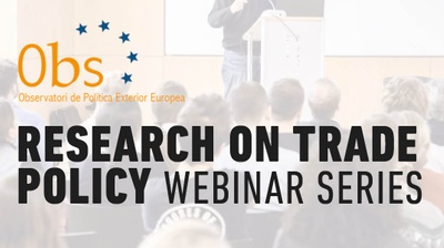 NEW Webinar Series: Research on Trade Policy