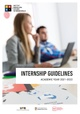 Internship Guidelines 2020-21