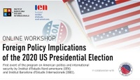 IEN-IBEI Workshop: Foreign Policy Implications of the 2020 US Presidential Election