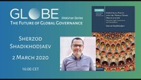 GLOBE Webinar: Sherzod Shadikhodjaev - Industrial Policy and the World Trade Organization