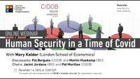 Human Security in a Time of Covid-19