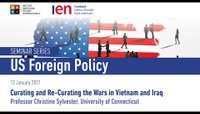 Curating and Re-Curating the Wars in Vietnam and Iraq - Prof Christine Sylvester, University of Connecticut
