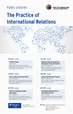 Download the Practice of International Relations Programme