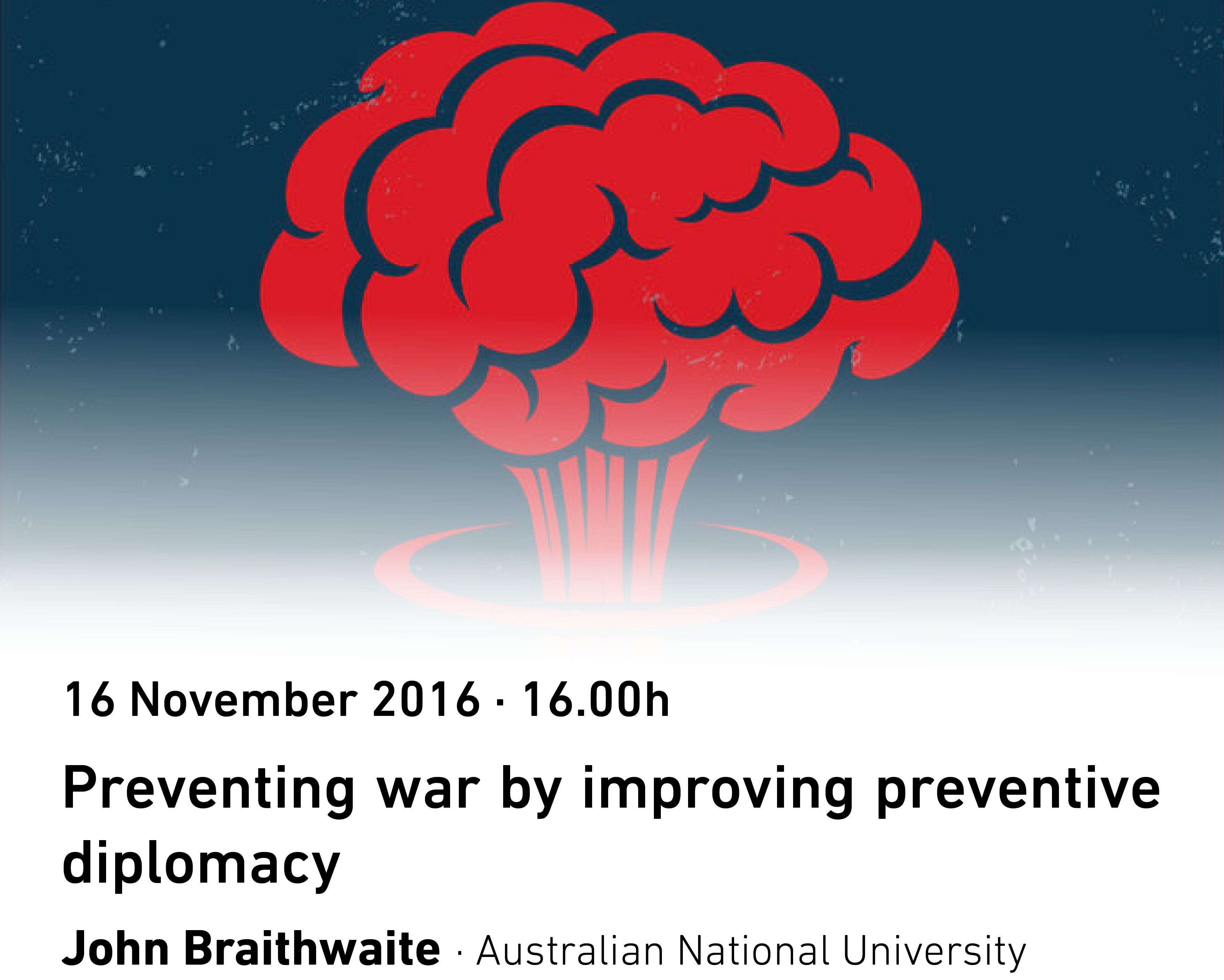Preventing war by improving preventive diplomacy