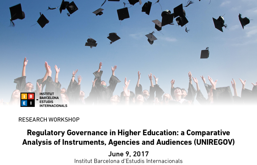 Regulatory Governance in Higher Education