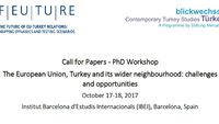 Call for Papers: The European Union, Turkey and its wider neighbourhood