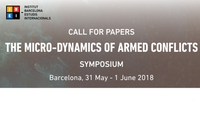 Call for Papers: The Micro-Dynamics of Armed Conflicts