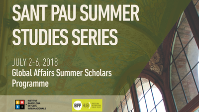 Sant Pau Summer Studies Series18